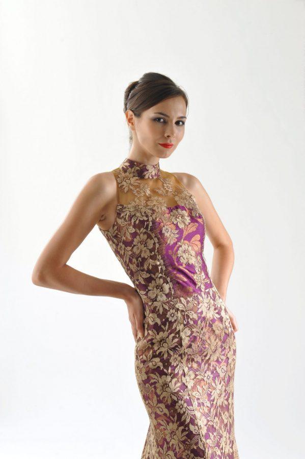 Angelique Boutique - Singapore Custom Made Cheongsam   Evening Gown ...
